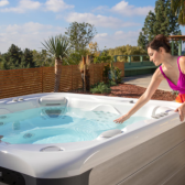 How often you should change your hot tubs water?