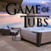 "Why is it best to use a Hot Tub when ""WINTER IS COMING!"""