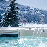 Great reasons to use your hot tub in winter